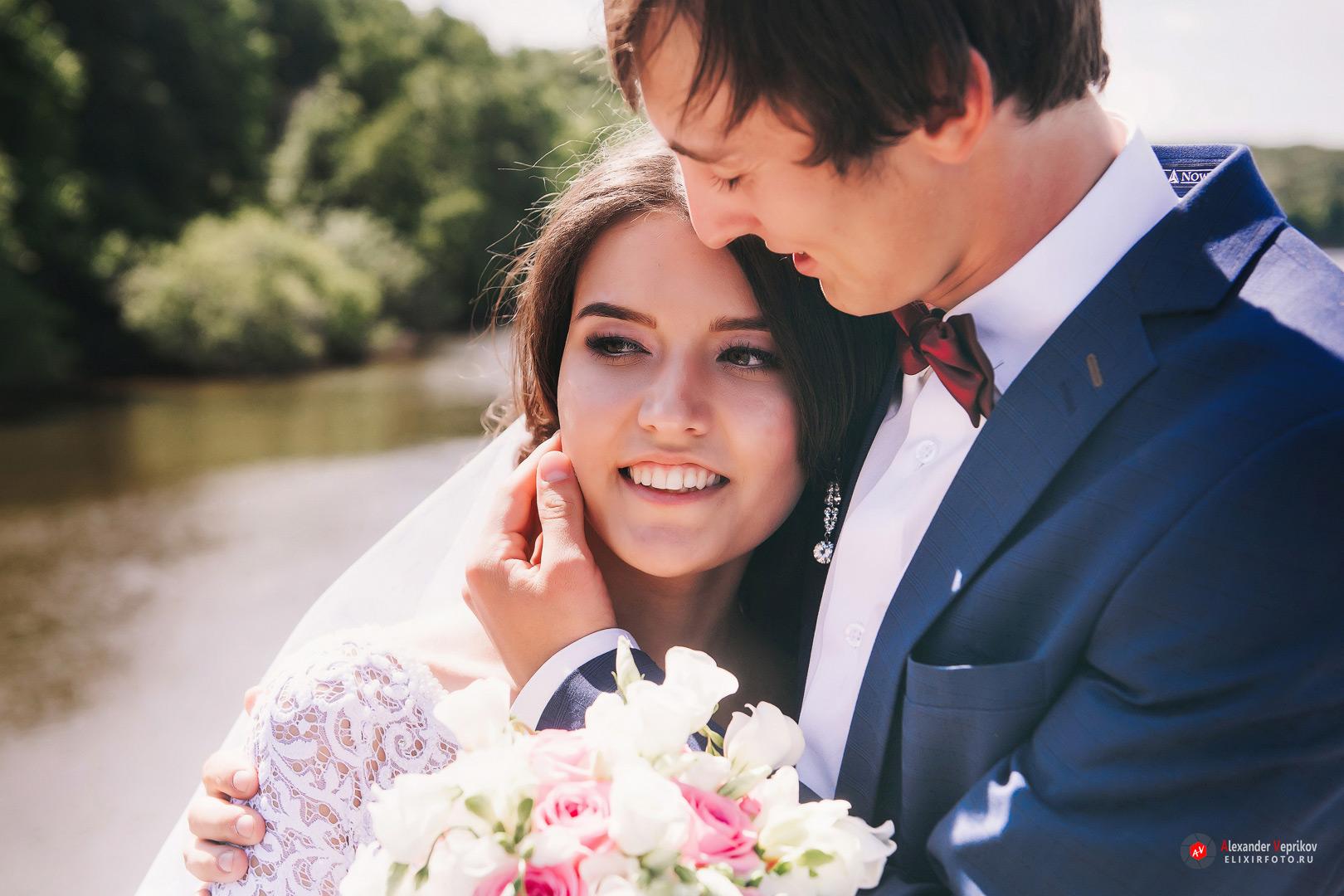 Фотосъемка свадьбы в набережных челнах